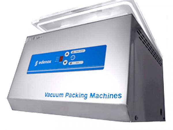 Envasadora al vacío sobremesa VAKSIC-8 marca EDENOX controlada por tiempo | Equipamiento de Hostelería