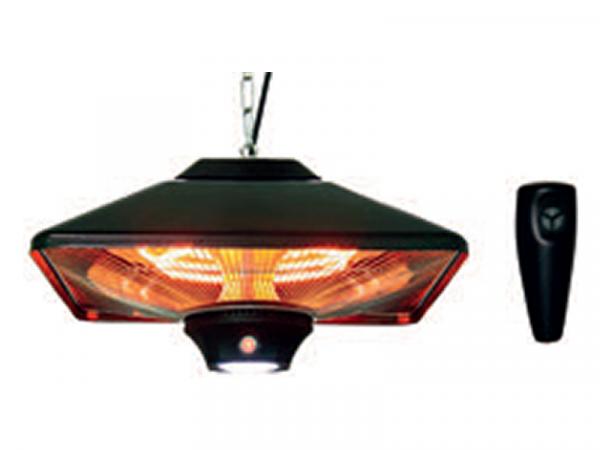Estufa eléctrica para terraza de colgar marca CASFRI modelo HCE-20