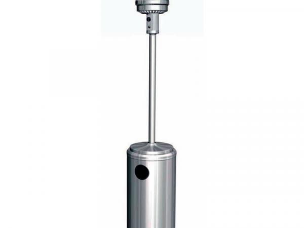 Estufa calefactoras para terrazas marca CASFRI modelo EF-INOX