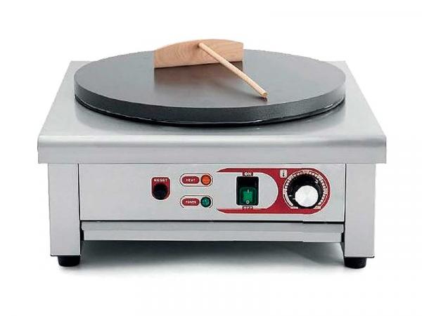 Creperas Marca EUTRON modelo simple EC-1