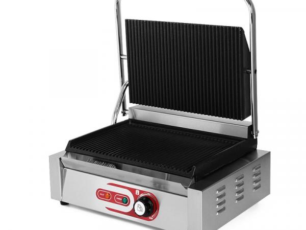 Grill eléctrico 1 cuerpo marca EUTRON modelo PG-811
