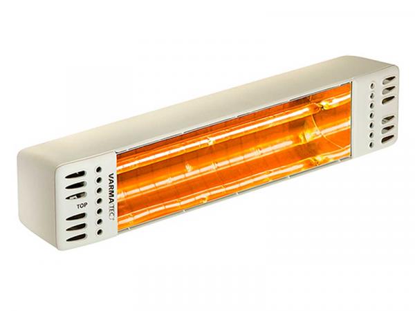 Calefactor Radiante Varma Top FM marca TECNA color Blanco