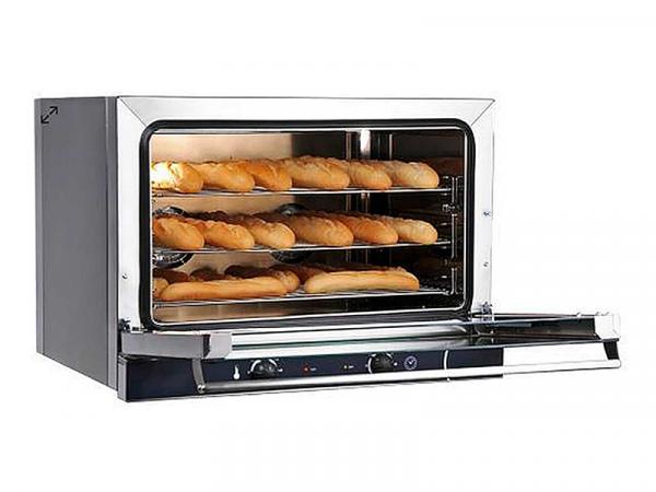 Horno de pizza Nerone modelo EKO 600 de Mes fred